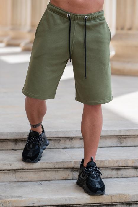 Pantalon scurt Dark Green [0]