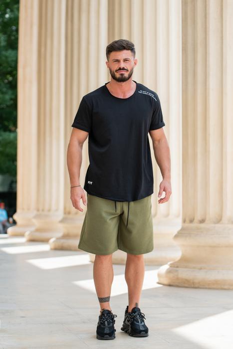 Pantalon scurt Dark Green [6]