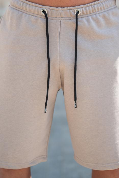 Pantalon scurt Warm Taupe [4]