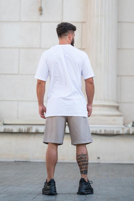 Pantalon scurt Warm Taupe [7]