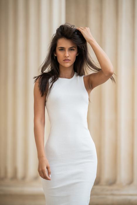 Rochie Hera Stramta Off-White [1]