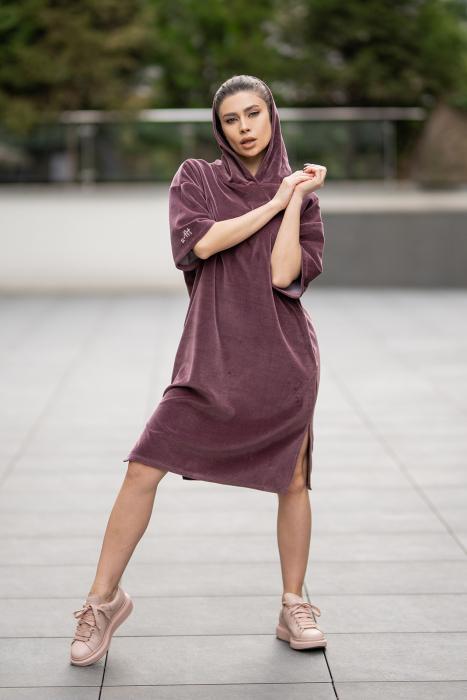 Rochie Catifea Velvet Wind Malaga [1]