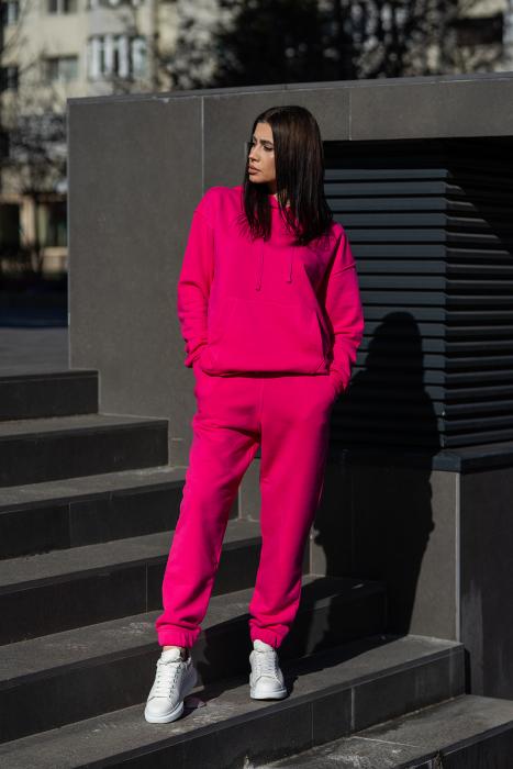 Pantalon Oversized Easy-Fit Magenta [3]
