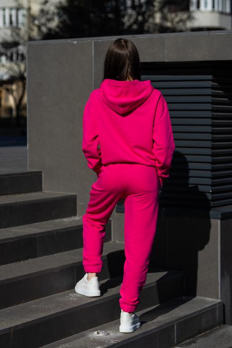 Pantalon Oversized Easy-Fit Magenta [4]