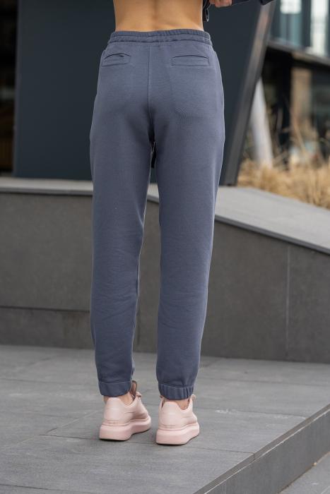 Set Easy-Fit hanorac si pantalon Oversized Anthracite Grey [8]