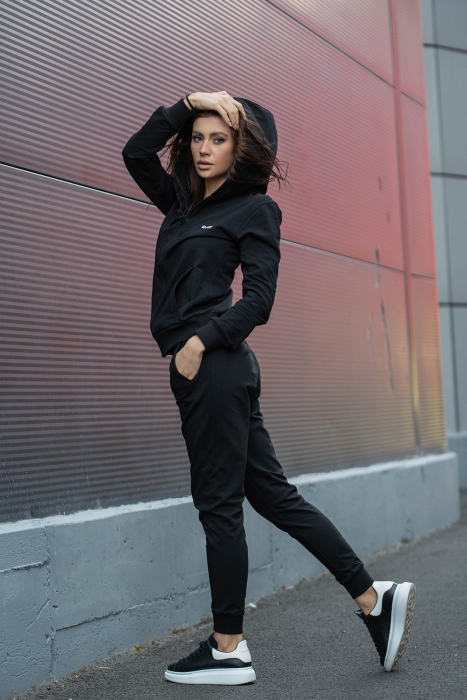 Set HyperA hanorac si pantalon Black [2]
