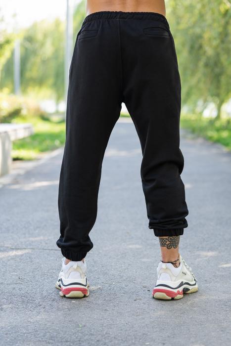 Set Rock-Fit hanorac si pantalon Bordeaux/Black [6]