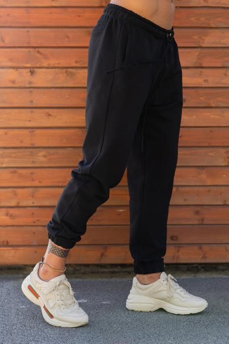 Set Easy-Fit hanorac si pantalon Oversized galben/negru [7]