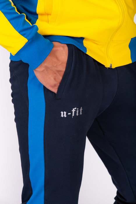 Trening Bumbac Color-Fit Yellow [5]