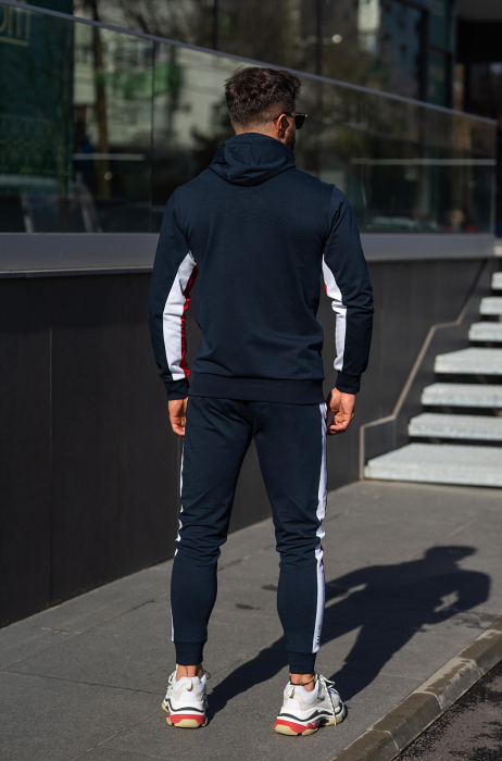 Trening bumbac Care-Fit Navy [4]