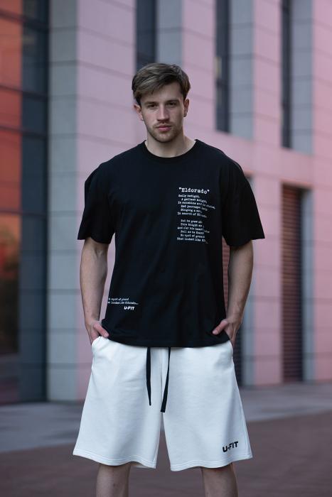 Tricou Barbati Eldorado Black [0]