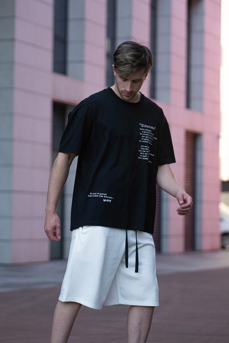Tricou Barbati Eldorado Black [3]