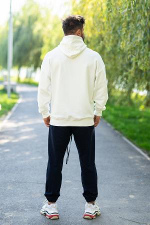 Hanorac Easy-Fit Oversized White [2]