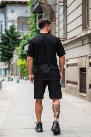 Pantalon scurt Black [6]