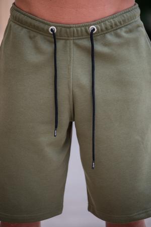 Pantalon scurt Dark Green [3]