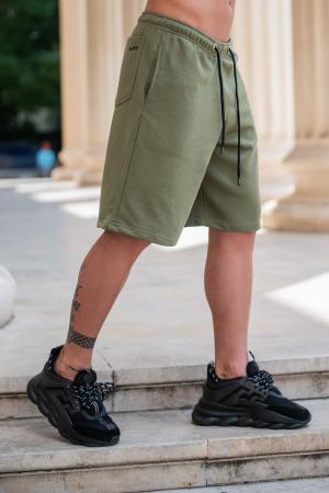 Pantalon scurt Dark Green [1]
