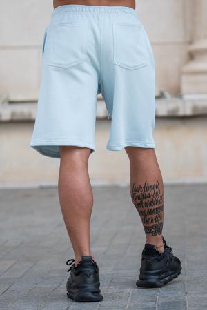 Pantalon scurt Sky Blue [2]
