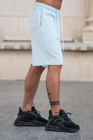 Pantalon scurt Sky Blue [1]