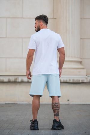 Pantalon scurt Sky Blue [6]