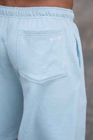 Pantalon scurt Sky Blue [4]