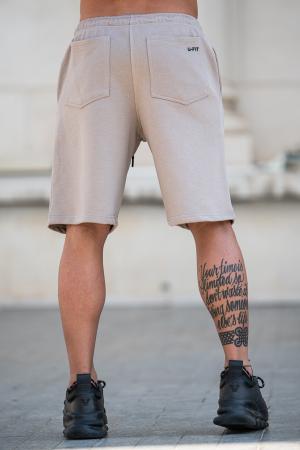 Pantalon scurt Warm Taupe [2]