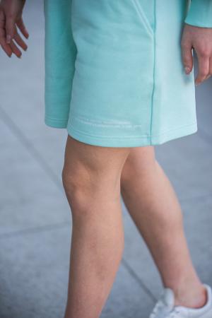 Set Elise Bluza si Pantalon Scurt Mint [9]