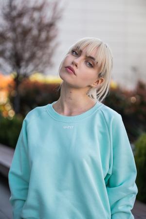Set Elise Bluza si Pantalon Scurt Mint [8]