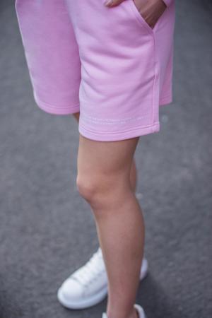 Set Elise Bluza si Pantalon Scurt Rose [7]