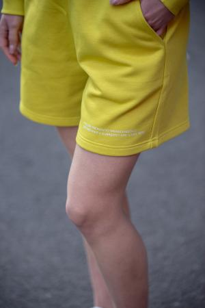 Set Elise Bluza si Pantalon Scurt Lime Green [9]