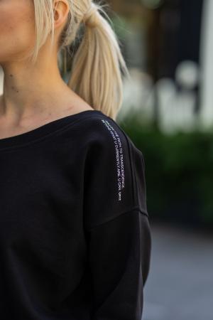 Set Unbroken II bluza si pantalon Black [5]