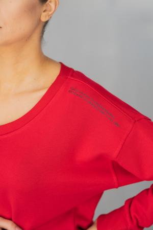 Set Unbroken II bluza si pantalon True Red [9]