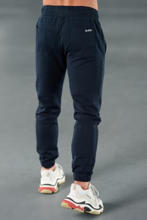 Set Easy-Fit hanorac Oversized si pantalon Easy-Fit Navy [11]