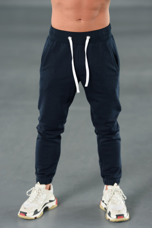 Set Easy-Fit hanorac Oversized si pantalon Easy-Fit Navy [7]