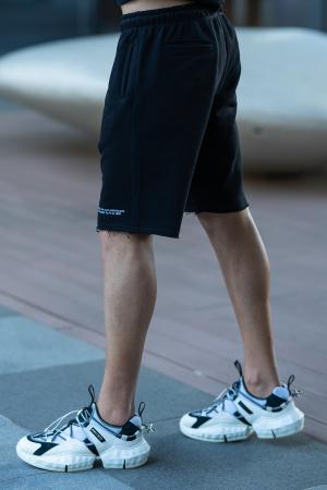 Set Malibu hanorac si pantalon scurt Black [9]