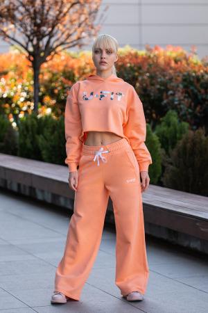 Set Love hanorac imprimat si pantalon Papaya [8]