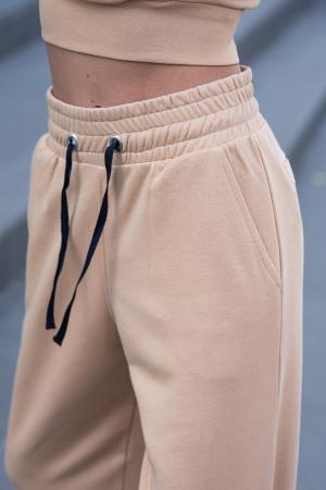 Set Easy-fit hanorac imprimat si pantalon Oversized Lime Stone [5]