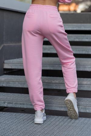 Set hanorac si pantalon Oversized Easy-Fit Rose [10]