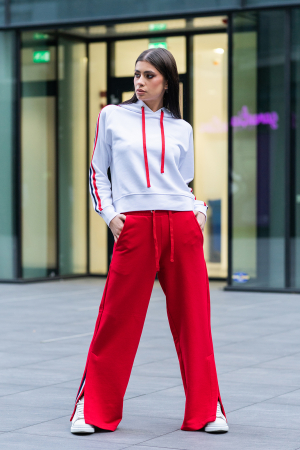 Set hanorac si pantalon Line-Fit [1]