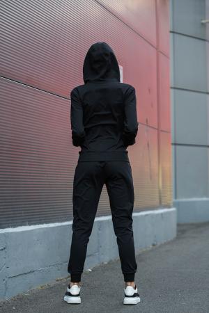 Set HyperA hanorac si pantalon Black [3]