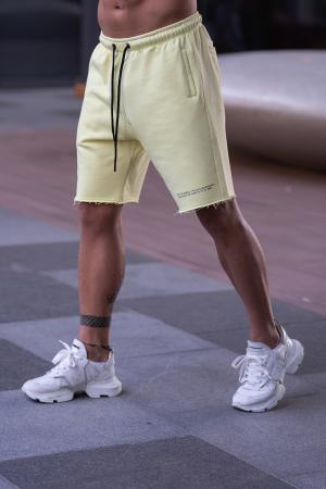 Set Malibu hanorac si pantalon scurt Yellow [10]