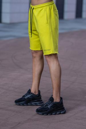 Set Malibu hanorac si pantalon scurt lime green [10]