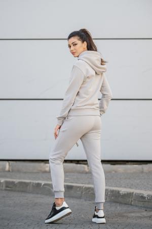 Set Row hanorac si pantalon Grey [3]