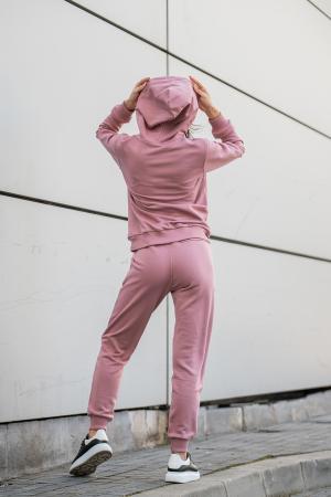 Set Row hanorac si pantalon Rose Quartz [3]