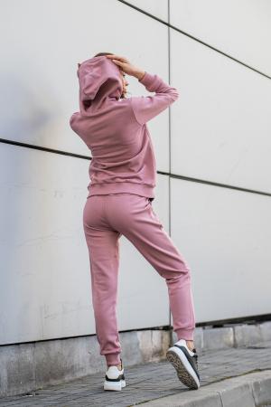 Set Row hanorac si pantalon Rose Quartz [1]