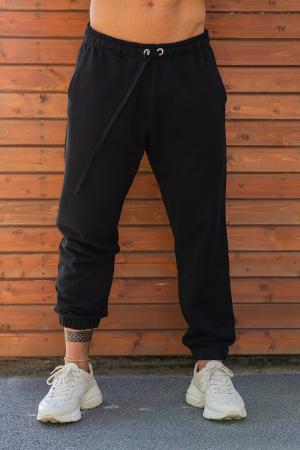 Set Easy-Fit hanorac si pantalon Oversized galben/negru [6]