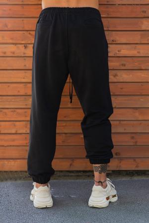 Set Easy-Fit hanorac si pantalon Oversized galben/negru [8]