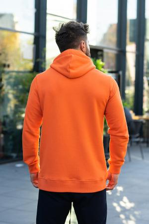 Set Kali-Fit hanorac si pantalon portocaliu/negru [3]