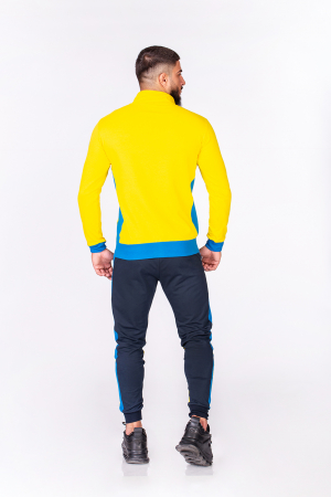 Trening Bumbac Color-Fit Yellow [2]