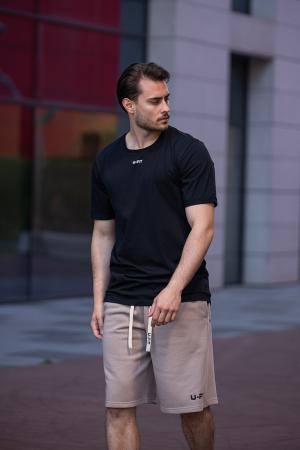 Tricou Barbati Column Black [3]