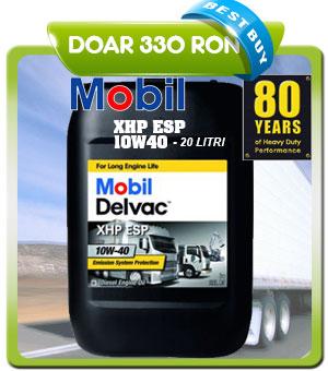 Mobil Delvac XHP ESP 10W40